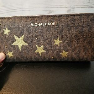 Michael Kors Illustrations Wallet/Wristlet